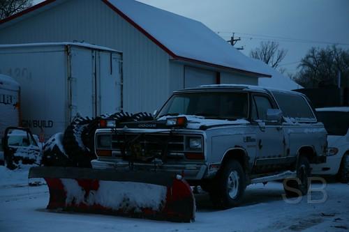 Dodge Plow
