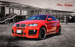 BMW X6 Hamann (Tareq Abuhajjaj | Photography & Design) Tags: red moon white black cars car sport race speed dark photography design photo high nice nikon flickr power top wheels fast gear turbo saudi arabia carbon rims riyadh v8  2010 ksa hamann  x6 tareq     alreem     d700      foilacar tareqdesigncom tareqmoon tareqdesign  abuhajjaj  x6tareqtareqdesigntareqmoontareqabuhajjajd700bmwhammann x6tareqtareqdesigntareqmoontareqabuhajjajd700bmwhammannikonflickrcarsportturbo4x44wdsuv