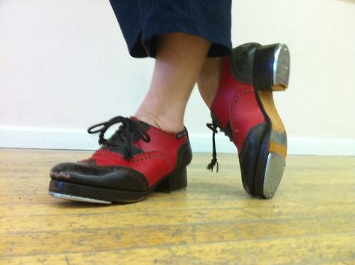 Lesley Lambert: Tap dancing REALTOR