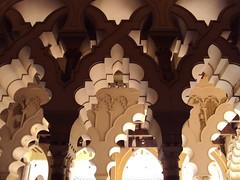 Palacio de la Aljafera (c4exclusive) Tags: zaragoza palacio arcos aljafera lobulados