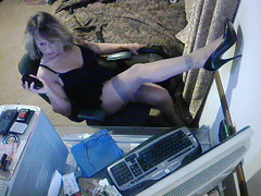 Picture 1030 (~~im_Danielle2~~) Tags: stockings vintage daddy cam gifts bbc tranny showing ts nylon transsexual sunmissive snemale