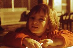 Valeria (alzzina) Tags: film 35mm lomography asahi pentax retrato analogue pentaxmesuper analógico película negativefilm processc41 redscalefilm 50200iso asahismcpentaxm50mmf2