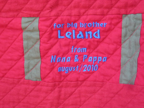 leland label