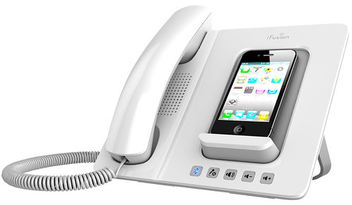 AltiGen announces a revolutionary new docking station for the Apple iPhone