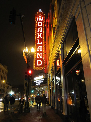 Joe Satriani - Fox Theater, Oakland, 1/13/2011