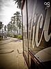 Victoria (Stromboly) Tags: costa beer méxico rural calle cerveza playa palmeras victoria vignette peple cabañas guerrero camión todoconmedida