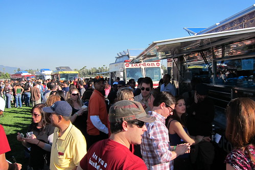 Food Truck Festival at Santa Anita Park
