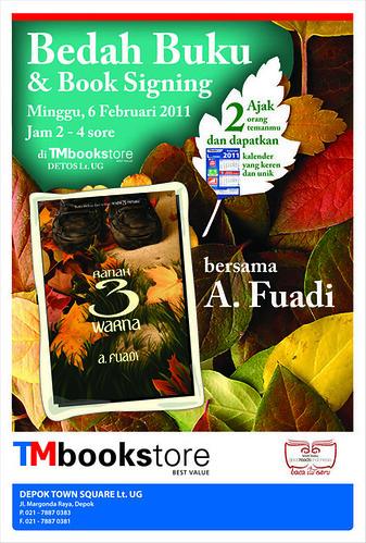 Klub Buku GRI Februari 2011