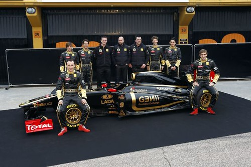 2011 Lotus Renault GP R31