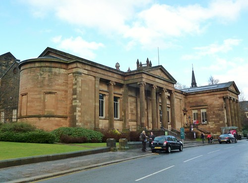 Paisley Museum and Art Gallery