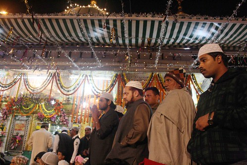 Photo Essay – Hazrat Nizamuddin's Birthday Celebrations, Nizamuddin Dargah