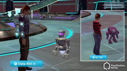 NovusPrime: Databot