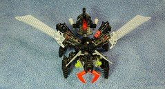 wasp005 (Darth Draius) Tags: insect toy actionfigure robot wasp lego hornet bionicle arthropod herofactory dreius toddamacher