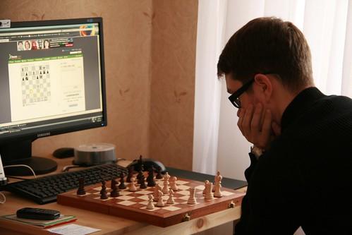 Гордей и шахматы