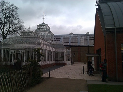 Horniman museum conservatory