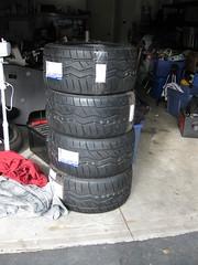 New Street Tires