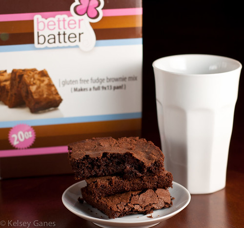 Better Batter Brownies