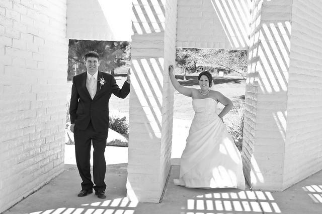 Sarah & Williams hot-as-hell wedding