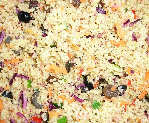 Couscous salad 2