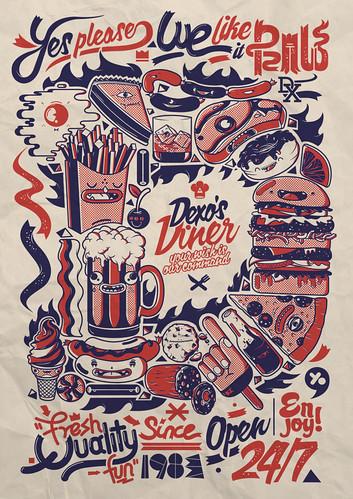 Dexo's Diner / Dudes Factory