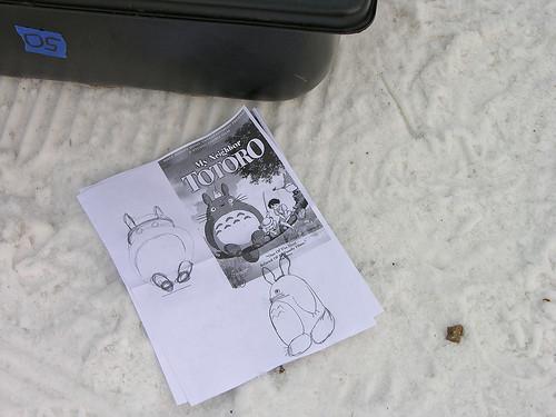 Totoro plans