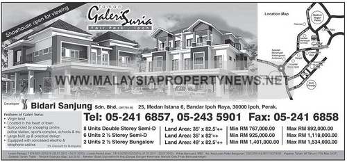 Ipoh property for sale