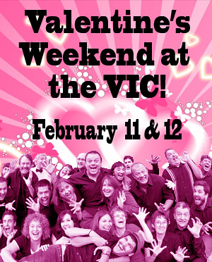 Press Release: Ventura Improv Company Celebrates Love