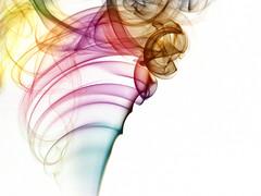 Humo coloreado (ja2vi) Tags: abstract colours smoke formas abstracto humo
