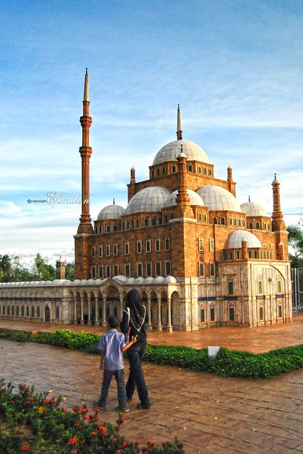 Masjid Mohd Ali, Cairo