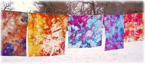 Snow Dye