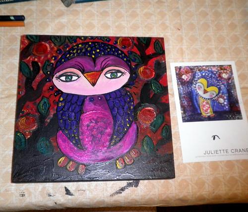 Preggo Owl 2