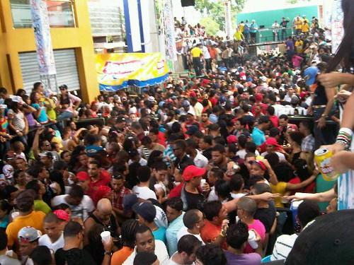 Primer Domingo Carnaval Vegano 2011