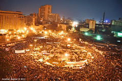 Tahrir Square - February 8, 2011