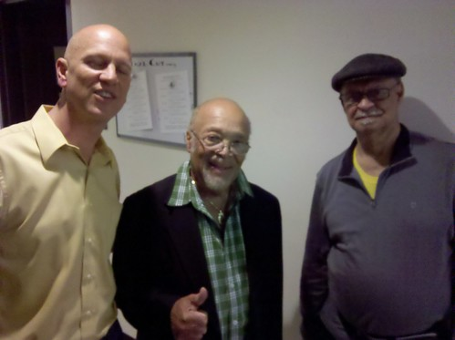 VO, Red Holloway, Plas Johnson - Plas Johnson Soundcheck - Jazz Live San Diego TONIGHT 8-10PM PT Jazz 88.3 FM http://Jazz88.org
