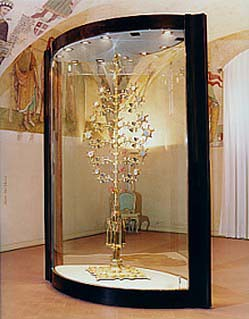 """Lucignano, """"el árbol de la amor"""""""