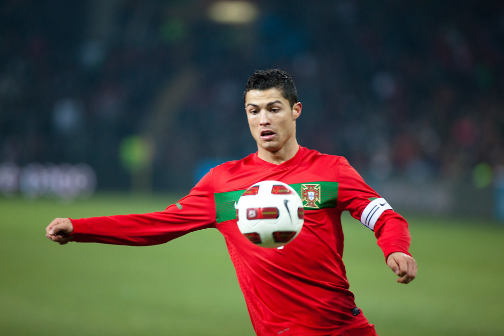 Christiano Ronaldo by Ludovic_P, on Flickr