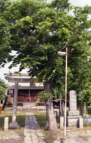 春日神社(河原)