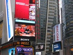 New York City - Times Square - USA (Been Around) Tags: newyorkcity timessquare nyc broadway newyork usa unitedstatesofamerica manhattan 2010 travellers worldtrekker visipix america amerika sony ricoh yahoo werbung reklame budweiser advertisement beer bier leuchtreklame concordians onlyyourbestshots mygearandme bud budbeer budweiserwerbung budad budweiseradvertisement