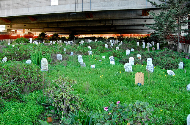 Presidio Pet Cemetery
