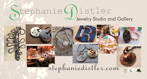 jewelry studio banner large by Stephanie Distler