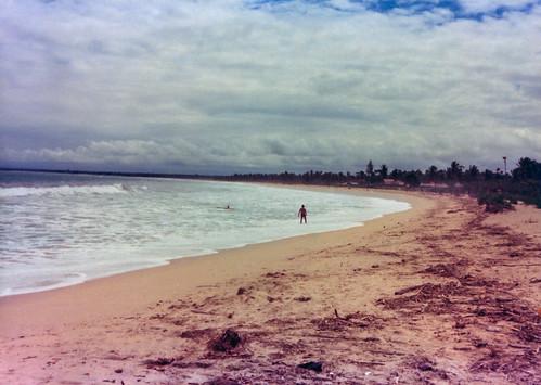 Kuta Beach 1974
