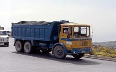 Bonnici Bros. Bison (ergomammoth) Tags: leyland bison leylandbison tipper naxxargap bonnicibros maltesetrucks trucks truck lorries lorry britishleyland ergomatic tiltcab