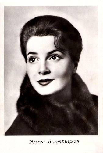 Elina Bystritskaya