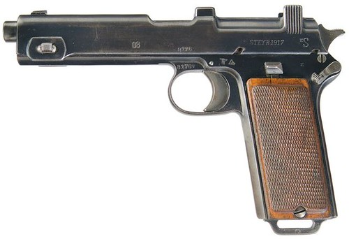 Steyer Hahn M1912