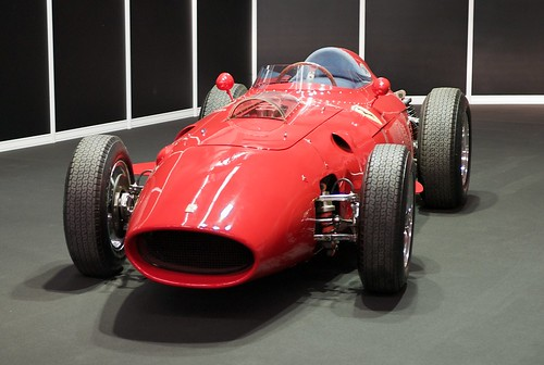 L9771101 - Motor Show Festival 2011. Ferrari 256 F1 (1958)