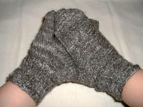 owlie mittens