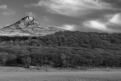 It's not a Topping it's a Mousse! (ShinyPhotoScotland) Tags: light sky blackandwhite mountains nature weather clouds landscape spring arty hill seasonal places gb dxo downsouth northallerton shapeform genrearty