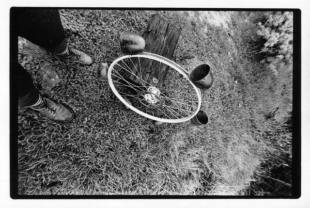 bike art {film}