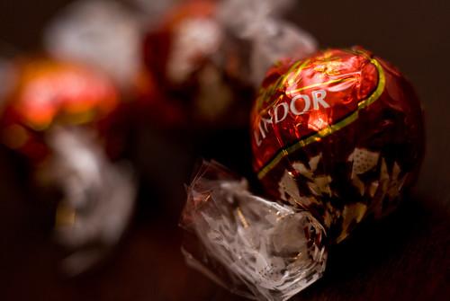chocolate lindor lindt