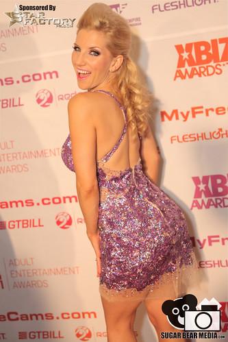 Ashley Fires Xbiz Awards 2011